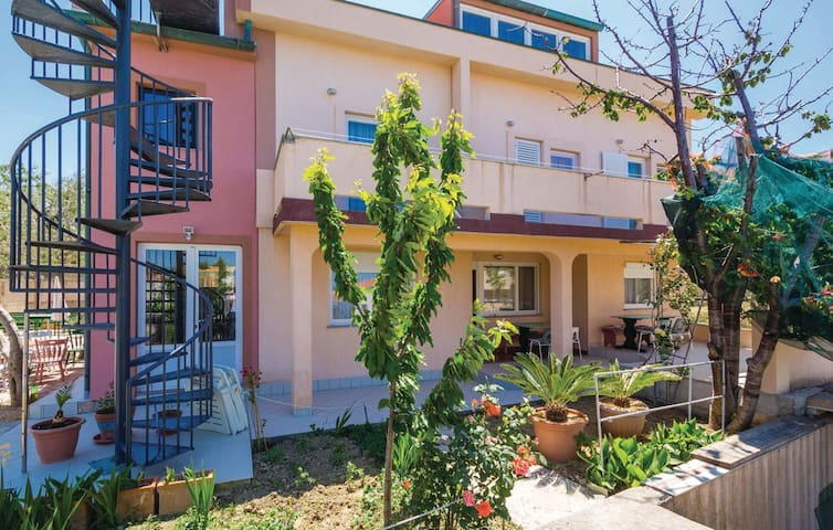 Olive house, apartment with balcony - Rab - Pis