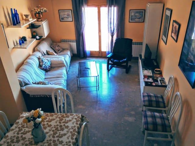 Casa Rosa  Alcañiz - Alcañiz - Apartament
