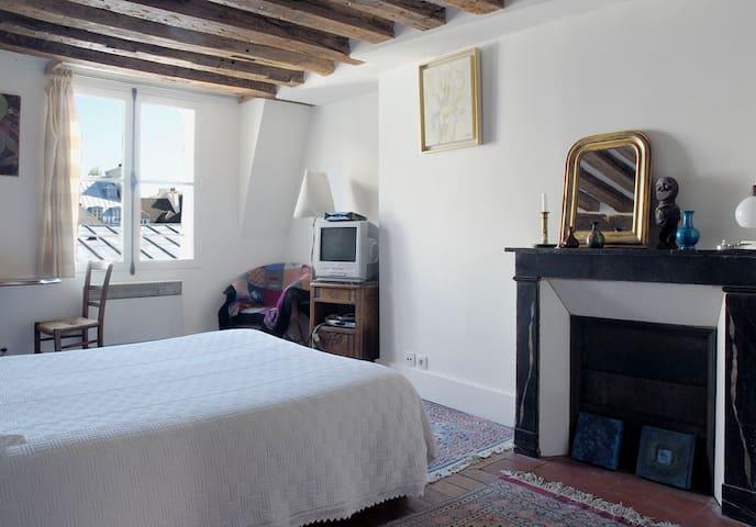 Nest in Paris-Le Marais - Paris - Apartemen