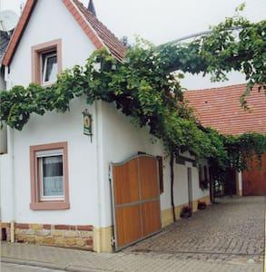 Auf dem Winzerhof nahe Landau Pfalz - Apartment
