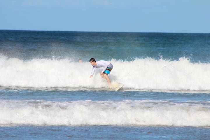 Surf - Boogie Board (Playa Tamarindo)
