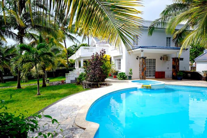 Mauritius - Villa Ashwin