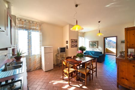 Tuscany apartment rental in Chianti - Greve in Chianti - Appartement