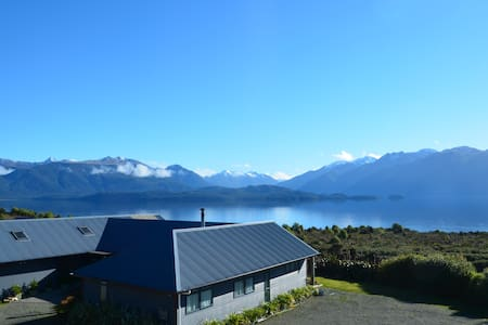 Loch Vista - Spectacular Lake Views - Te Anau