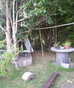 Couch available for travelers - Waitara - 獨棟