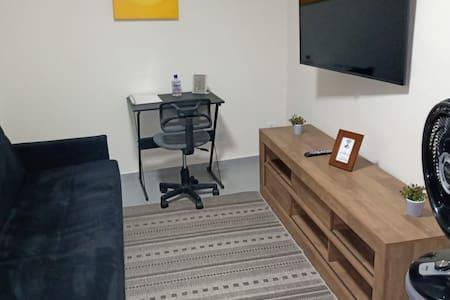 Apartamento 06-50m²,10 minutos do AEROPORTO DE GRU