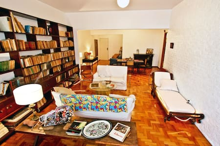 Cozy Bedroom in Copacabana! R2 - Rio de Janeiro - Wohnung