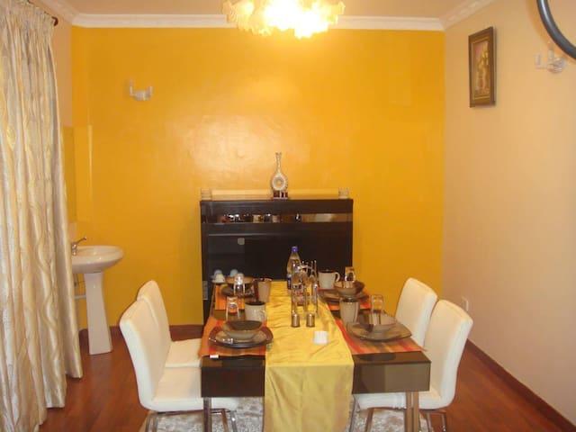 Kileleshwa Apartments - Nairobi - Leilighet