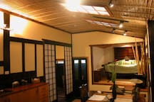 Japanese Slipper B&B Midori Suite