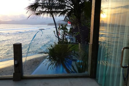Oceanfront Villa - Candidasa, Bali. - Manggis - Casa de camp