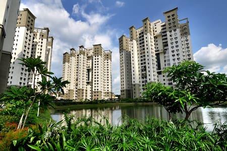 Cosy, comfortable Home stay! ( WiFi, AC) - Kolkata