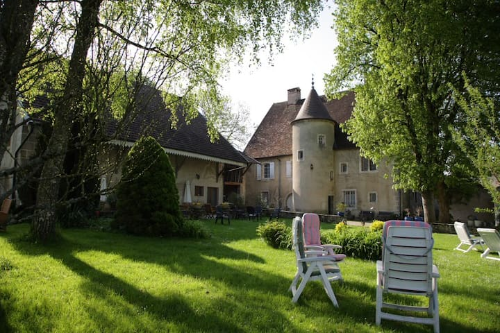 Le Détour - Buffard - Bed & Breakfast