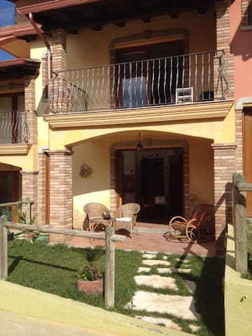 Cozy mini-apartment in Nebida  - Nebida - House