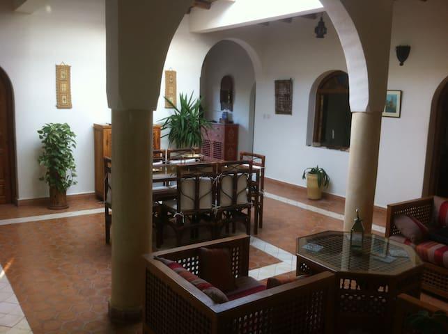 Unique Villa at ESSAOUIRA MOGADOR - Ghazoua - House