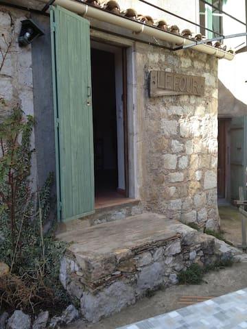 Ancien four provençal - Cipières