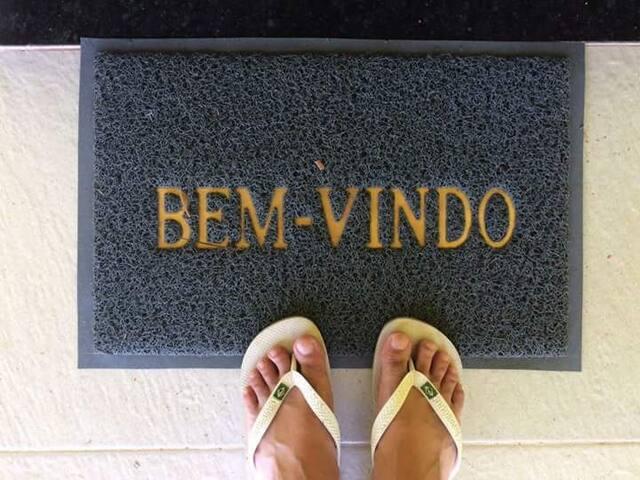 Casa de Praia, Aracaju_Cond. Atlantic Beach II