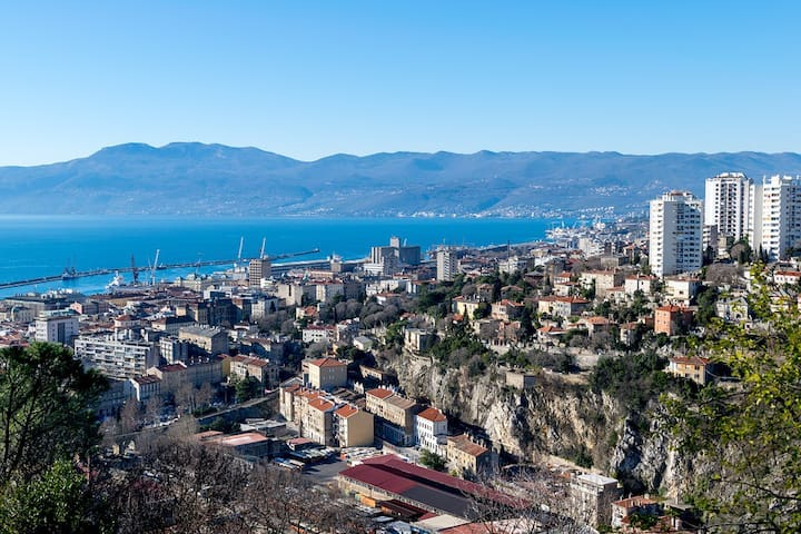 Studio Apartment Trsat-Rijeka + city tour - Rijeka - Apartment