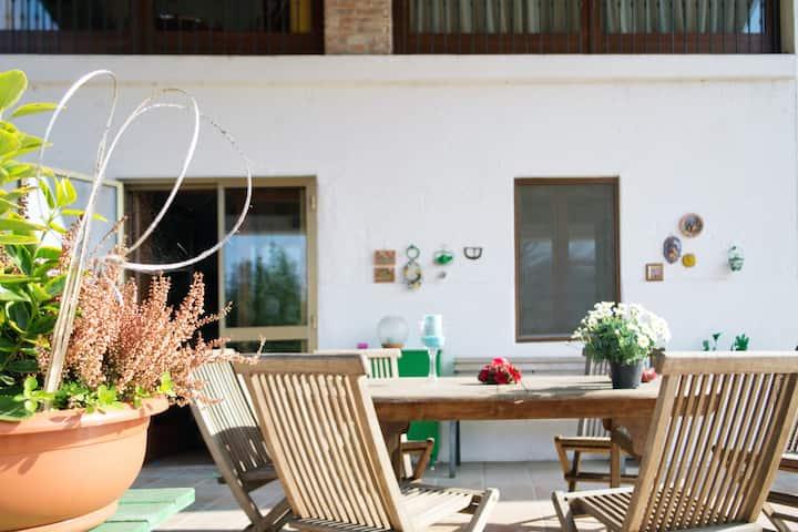 Cottage in periferia di Vicenza S