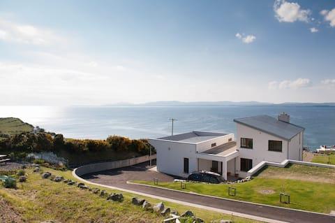 Najlepší dom a najlepšie výhľady v Donegal
