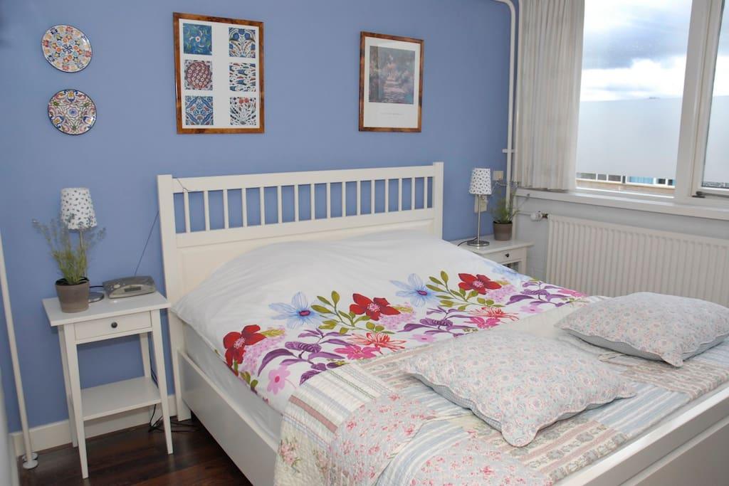 Comfortabel bed!