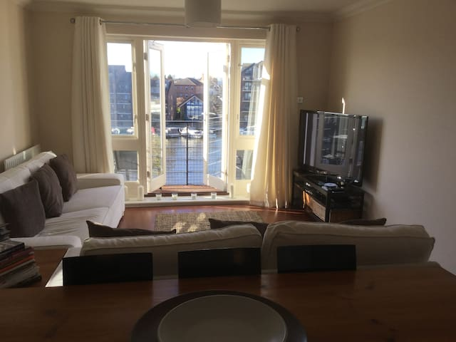 London - Kingston upon Thames - Wohnung