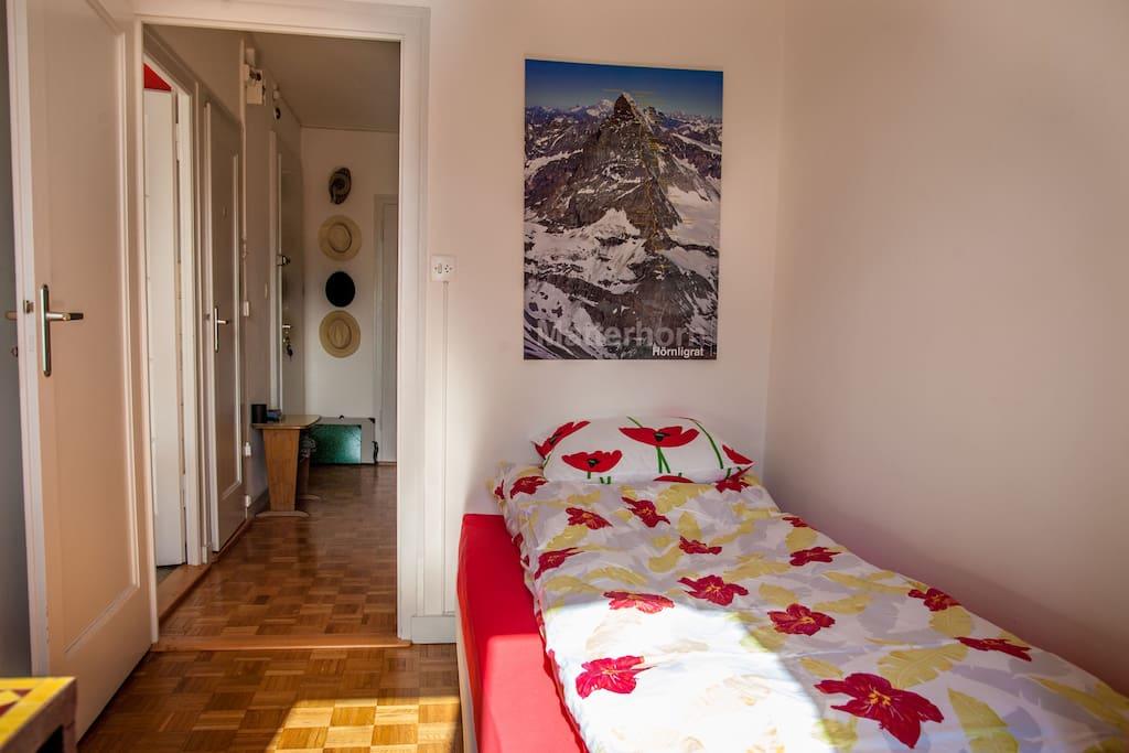 Votre chambre dans gen ve centre appartements louer for Chambre a louer suisse