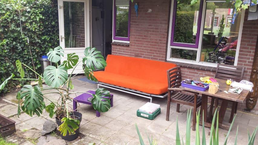 Heerlijke (kindvriendelijke) woning in Bottendaal - Nijmegen - Leilighet