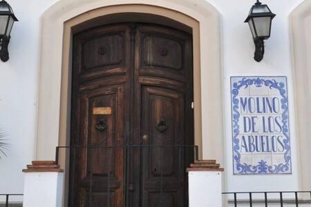 Molino de los Abuelos, Andrés - Comares