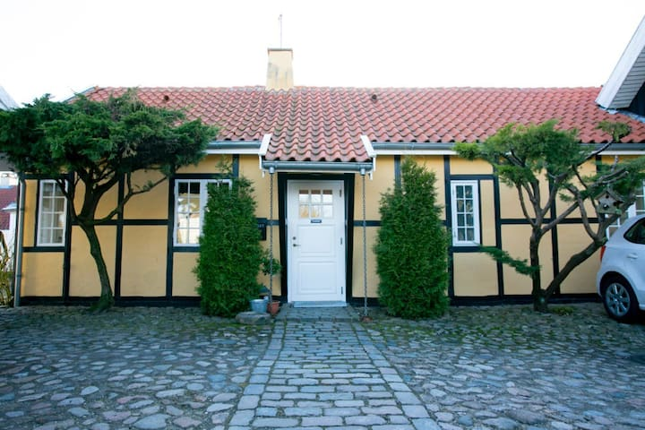 House/apartment close to the sea - Humlebæk - Casa