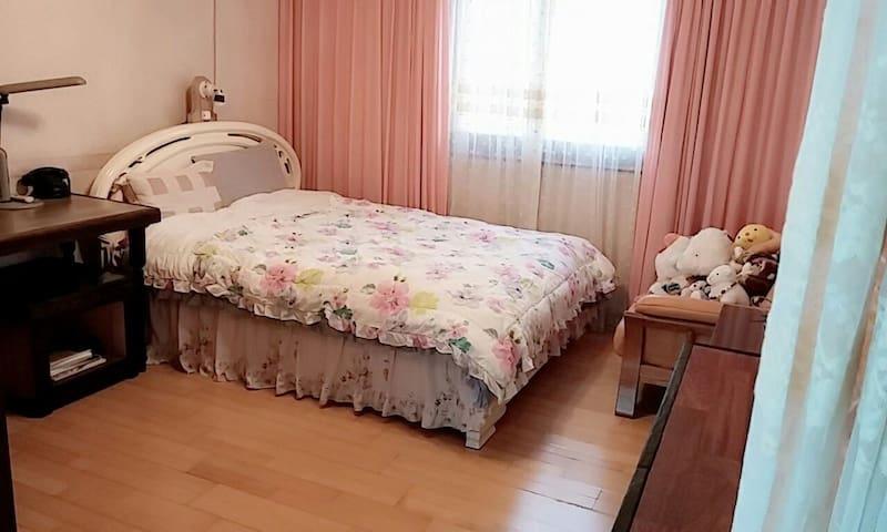 일산 단독 주택가 아늑한 2층 방에서 보내는 하루 - Goyang-si - Haus