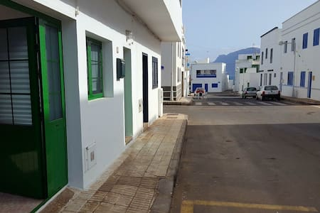 Casa Verde in FAMARA.4p House without stairs. WIFI