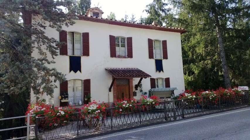 I Pelligrini - Pietralunga - Bed & Breakfast