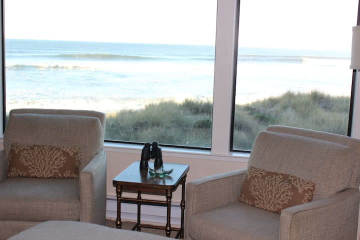 Oceanview at a Discount:Pajaro Dunes Beach Condo - Уотсонвилл - Кондоминиум
