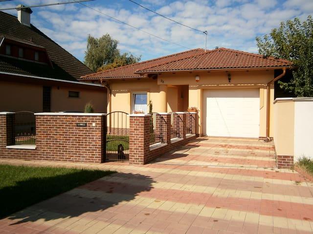 Tágas ház, nyugodt környezetben - Szolnok - House