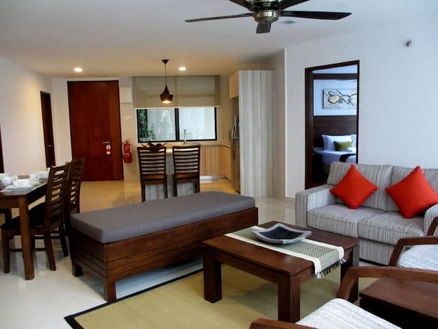 2-Bedroom Apartment, Samsuria Beach Resort Kuantan