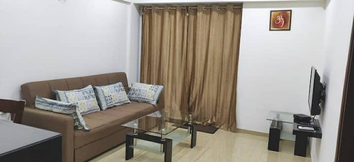 Luxury Apartment with Amenities