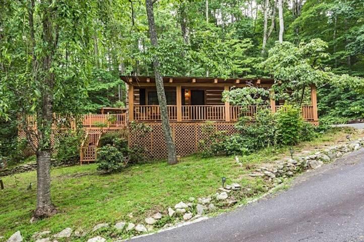 Laurel Lodge Mountain Cabin