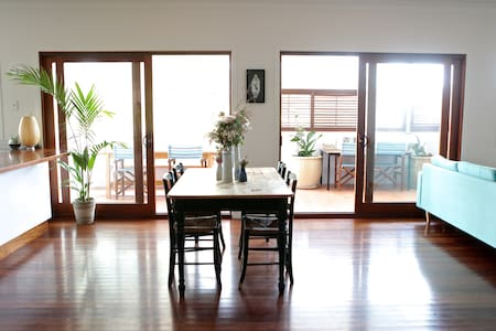 The Heart of Brunswick. - Brunswick Heads - Appartement