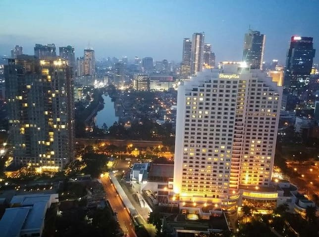 My Nice Place at Central Jakarta Sudirman