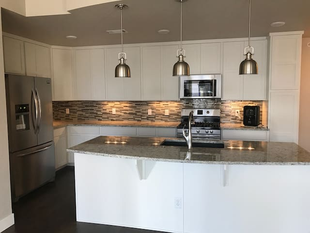 Affordable luxury at city center - Fort Collins - Loft