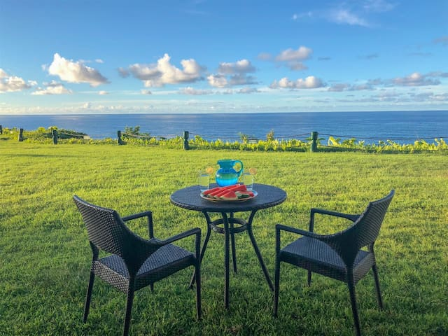 A Lanai with a View