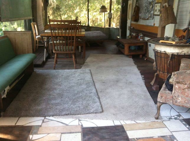 Permaculture homestead Finca Mycol