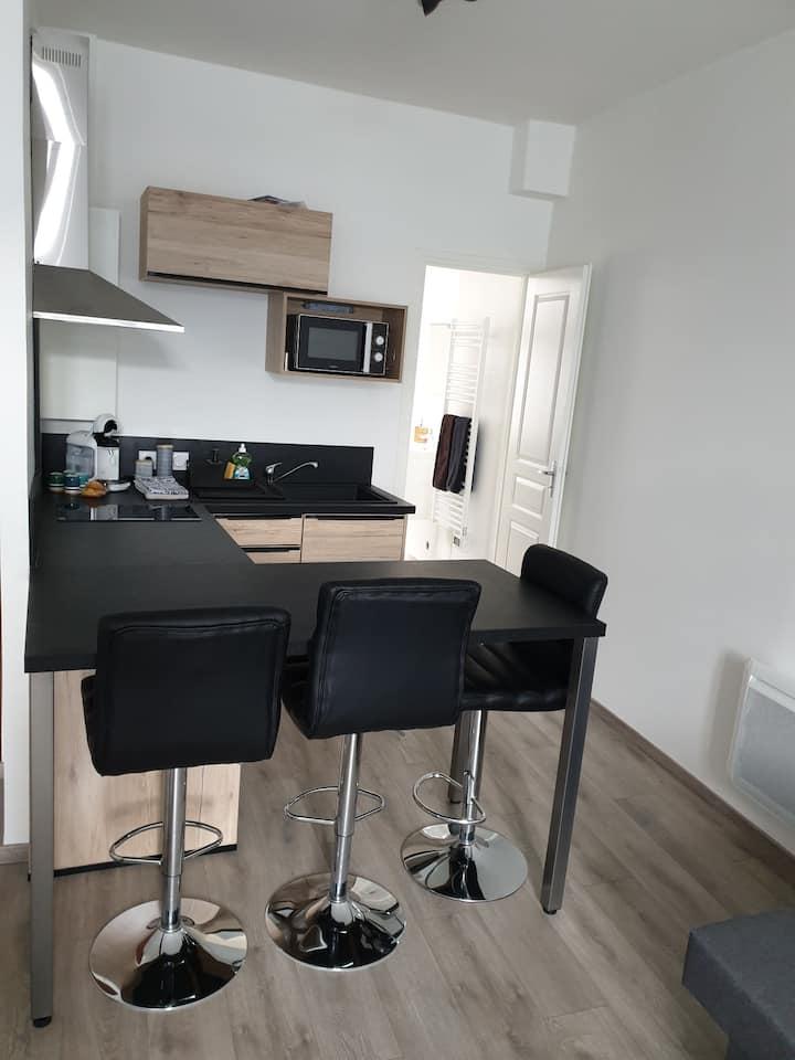 Bel appartement idéalement situé dans le centre !