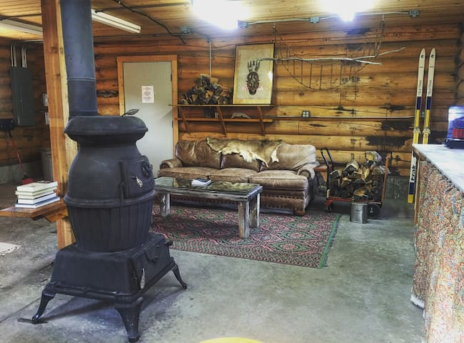 Calamity Trading Post • The Forge - Walden - Cabin
