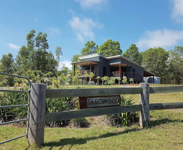 Tarowood Cottage in the Scenic Rim/Boonah - Tarome - House