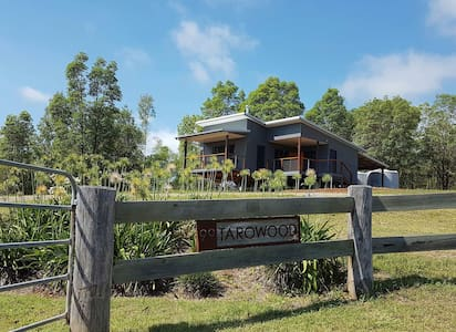 Tarowood Cottage in the Scenic Rim/Boonah - Tarome - Casa