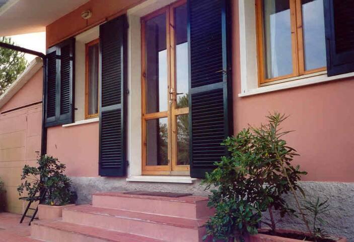 Casa la Sughera, vista mare - Procchio - Casa