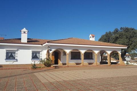 Casa Rural Dehesa El Picote.