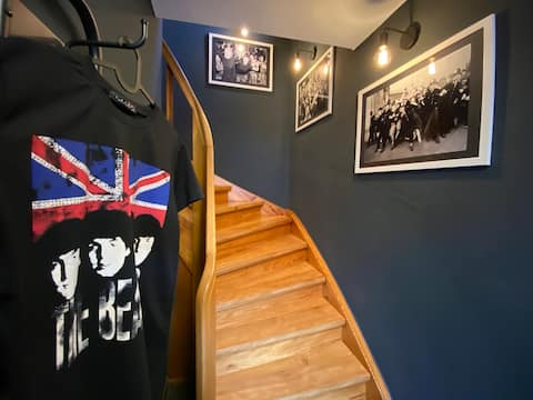 Planet Gast – Beatles-Wohnung