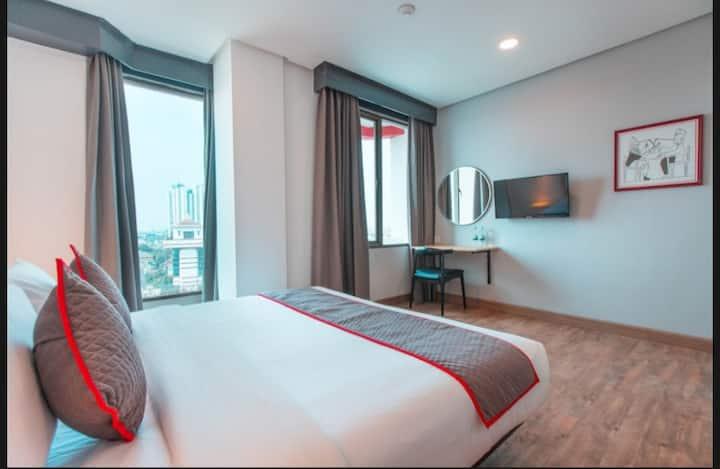 3 Star Hotel for Mandiri Isolation Jakarta Area